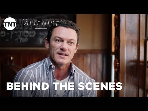 The Alienist: How the Other Half Dies with Luke Evans [BEHIND THE SCENES] | TNT