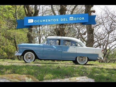 Chevrolet Bel Air 4p 1955- www.documentosdelmotor.com
