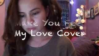 Naddy Zamani - Make you Feel my Love Cover  (Bob dylan/Adele)