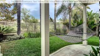 $969,900 - 21632 Honeysuckle Street, Trabuco Canyon, CA 92679