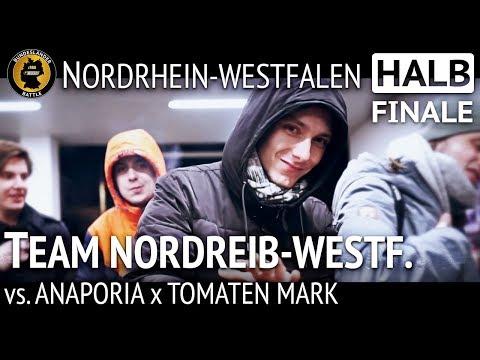 Team Nordreib-Westfalen [NRW] vs. Anaporia x Tomaten Mark [MV] RR   BLB Halbfinale