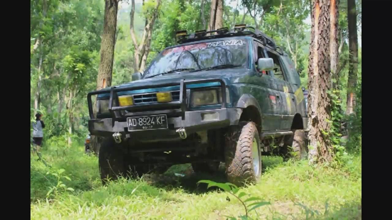 Test Drive 4x4 Isuzu Panther