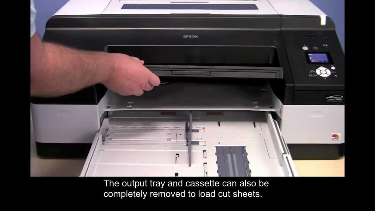 epson stylus pro 4900 loading paper youtube rh youtube com epson stylus pro 4900 service manual pdf epson stylus pro 4800 manual