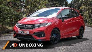 2018 Honda Jazz 1.5 RS Navi CVT - AutoDeal Unboxing