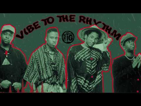 [FREE] A Tribe Called Quest Type Beat 2017 - Vibe To The Rhythm (Prod. GREZZZO BRYANT