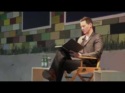 Keanu Reeves Reading From Paul Gauguin