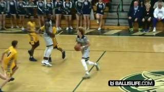 high school sophomore lamelo ball scores 92 points in a game