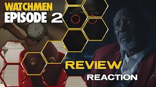 Watchmen Episode 2 Review and Explained Spoilers