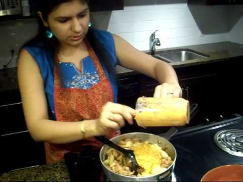 Peanut chicken recipe indian