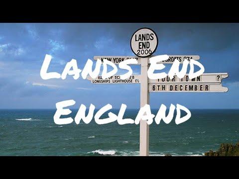 Land's end l Devon l Cornwall l England l United Kingdom