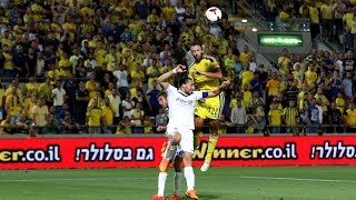 מכבי תל אביב - עירוני קרית שמונה 1:2, המשחק המלא. 17.5.15