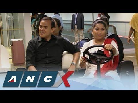 Exquisite CIP treatment only a Singapore's JetQuay | ANC-X Executive Class