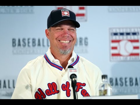 Baseball's newest Hall of Famers meet in New York