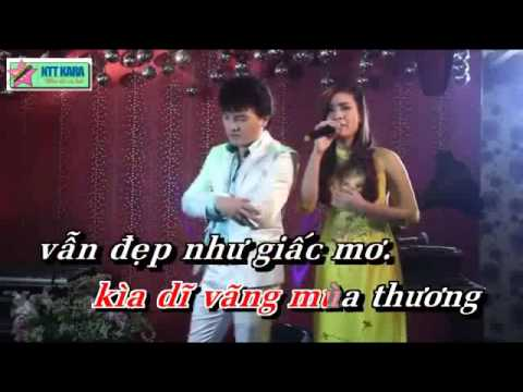 KARAOKE) Đường Tình Đôi Ngã (có giọng nam)