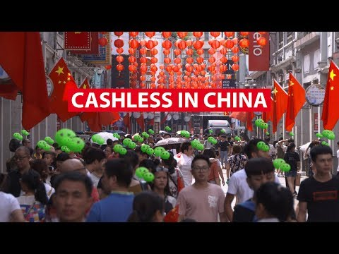 Cashless in China  Why It Matters  CNA Insider