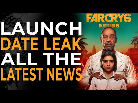FAR CRY 6 - Release Date Leaked On Playstation Store - All The Latest News