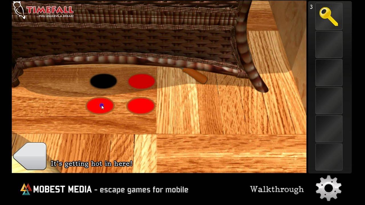 Room Escape Apartment Walkthrough Youtube