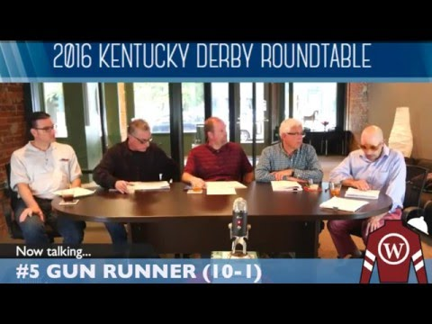 Kentucky Derby 2016 Roundtable - Horse Racing Nation