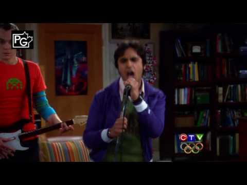 The Big Bang Theory S02E15 Under the Bridge