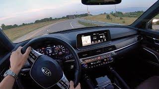 2020 Kia Telluride SX AWD - POV Test Drive (Binaural Audio)