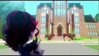 Monster High, 4 сезон : Кто эта новенькая? - наш перевод(, 2014-01-05T09:38:11.000Z)