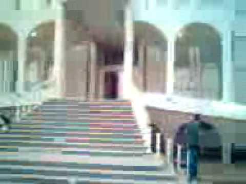 Ras Al Khaimah Haunted Palace - U.A.E