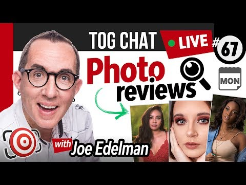 🔴 LIVE TogChat™ #67 - Should a photographer be knowledgeable in both studio and outdoor photography