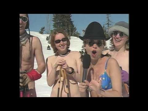 Le Poing J_ émission #001 du 08-09-1997_Ski tout nu en Autriche / Naked skiing in Austria thumbnail
