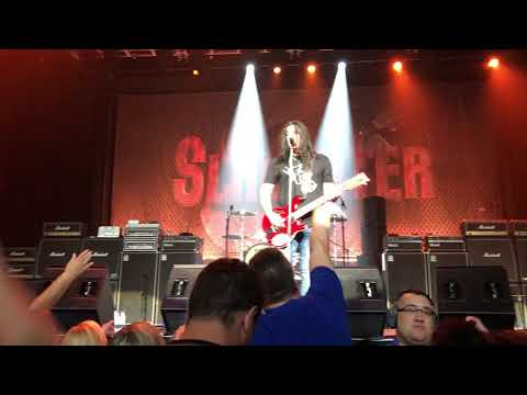 "SLAUGHTER - ""UP ALL NIGHT"" LIVE AT MOHEGAN SUN ARENA 10/6/17"