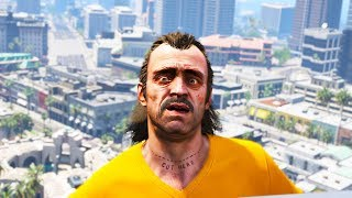 GTA 5 PC: REALISTIC DEATHS 60FPS (EUPHORIA RAGDOLL OVERHAUL) #30