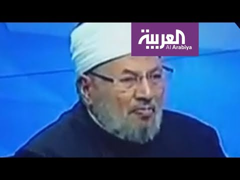 فتاوى #القرضاوي الإرهابية : يجب قتل المصريين الذين خرجوا على مرسي