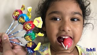 Funny Kids Ishfi Learn Colors Song