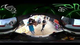 """Ride Along"" - #HallAndDopes360 Virtual Reality 360°"