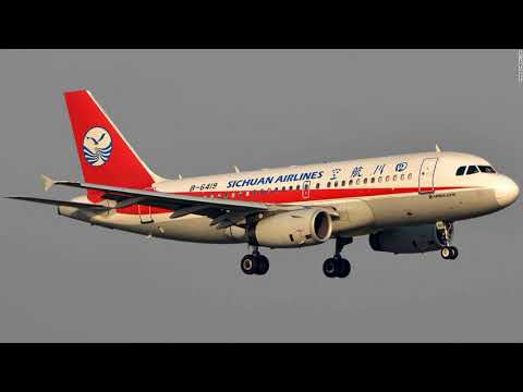 Sichuan Airlines Copilot Sucked Halfway Out Of Cockpit Window