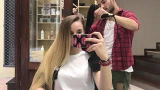 Stefan Milanov & Lea Stankovic- Nega kose (botox)