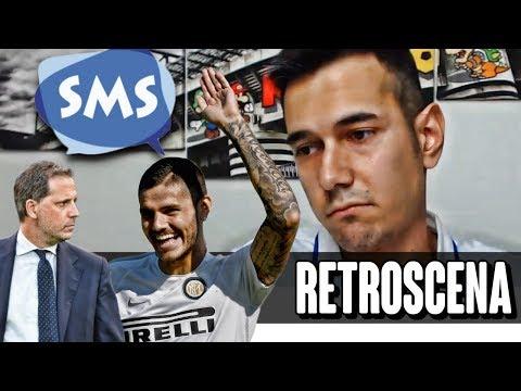 NUVO RETROSCENA ICARDI: GLI SMS CON LA JUVE!  (Grazie Gazzetta Dello Sport!)