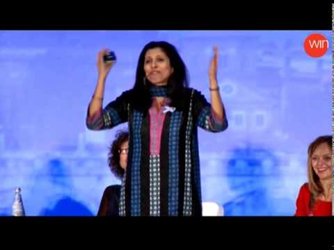 Global WINConference | Make Space-Find Possibilities: Leena Nair (India)
