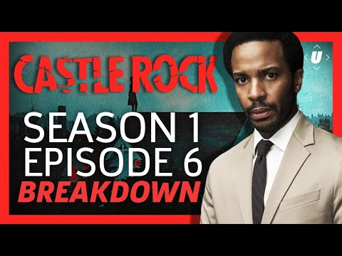 Castle Rock Episode 6 Breakdown! Filter | Sci-Fi Story and References!
