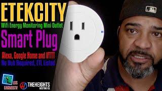 #Etekcity Wifi Smart Plug 🔌 : LGTV Review
