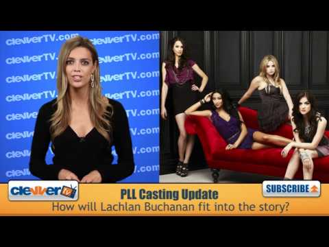 'Pretty Little Liars' Update  New Guy In Rosewood