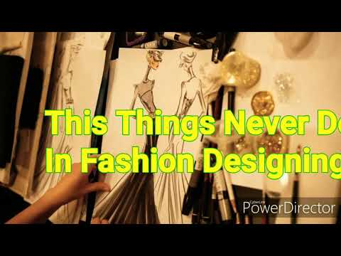 Free Online Fashion Designing Course At Home Fashion Design Youtube