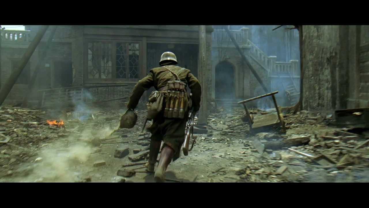Flowers Of War | trailer US (2012) Christian Bale
