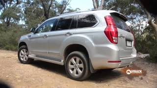 Haval H9 Lux - Allan Whiting - March 2016
