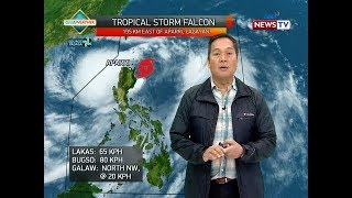 BT: Weather update as of 12:13 p.m. (July 17, 2019)