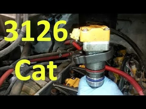 The Cat 3126 Engine Know Your Engine Caterpillar 3126B