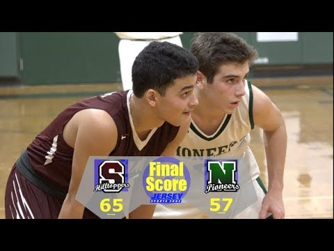 Summit - 65 New Providence - 57 | High School Boys Basketball | 2018