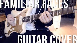 Incubus - Familiar Faces (Guitar Cover)