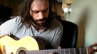 How to play Heron Blue by Sun Kil Moon