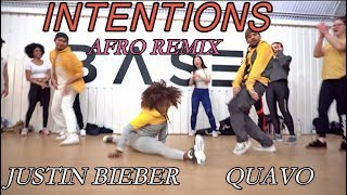 Justin Bieber - Intentions (AFRO REMIX) ft. Quavo - FUMY CHOREOGRAPHY