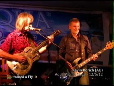 Fiji 2012 International Jazz and Blues Festival